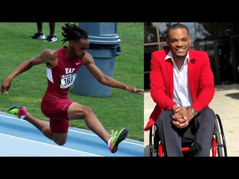 Lance Houston - Formerly Paralyzed Teen Returns to Track