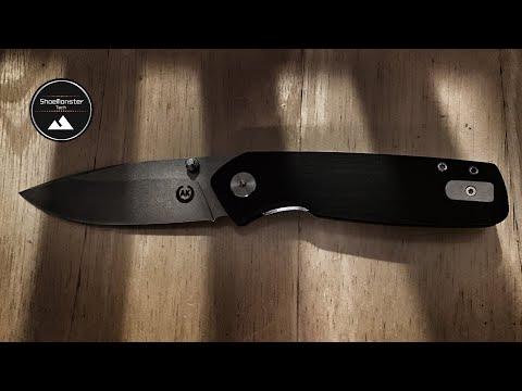 Asher Spiro EDC Knife Review