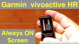 Garmin vivoactive Advanced Fitness Band with Strava Support: Unboxing & Review