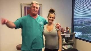 Brooke Adams Back At Advanced Chiropractic Relief For Prenatal Adjustment
