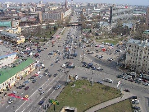Web камера Россия Москва, площадь Рогожская Застава