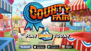 Bingo Blitz - County Fair Trailer
