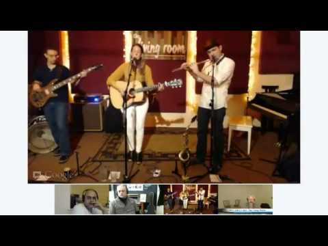 Rebecca Perl & Ryan Van Sickle LIVE from The Living Room in NYC