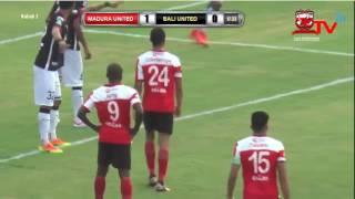 Cuplikan Gol Kemenangan Madura United vs Bali United