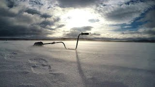 Весенняя рыбалка на оз.Малое Пулозеро. ст.Тайбола