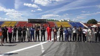 #DriftPinsk18 Представление участников (Пинск, 12.08.2018)