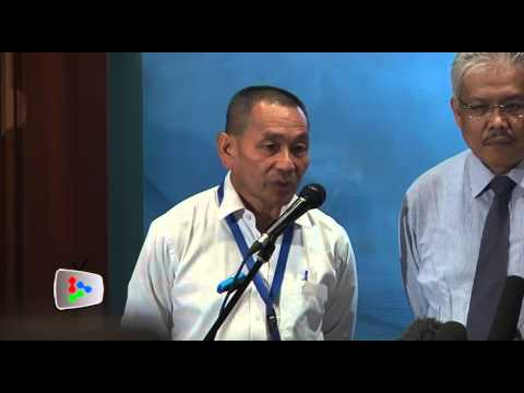 MH370: Last words came from co-pilot