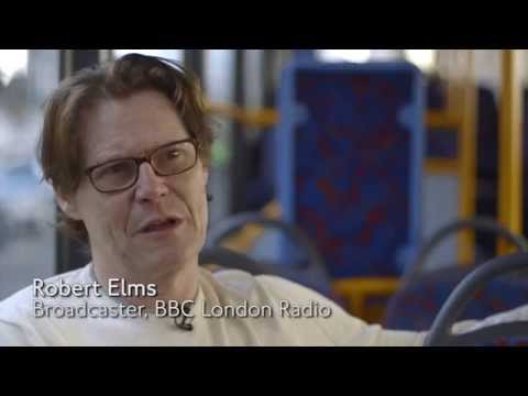 Robert Elms (♥ Love your bus - Year of the Bus)
