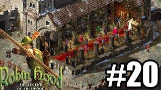 POJEDYNEK O RĘKĘ MARION! - Let's Play Robin Hood Legenda Sherwood #20