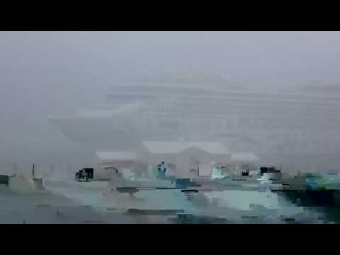 Norwegian Star Crashes into Explorer in Bermuda