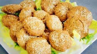 falafel تعالى اقولك ازاى نعمل الفلافل المصري بطريقتين بالخلاط وبالطريقة العادية