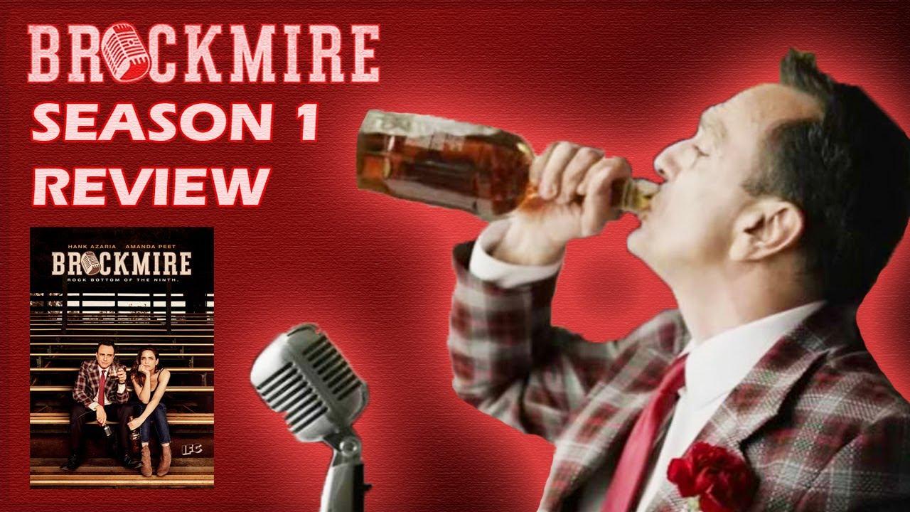 Download Brockmire Season One Review... Baseball Announcer Meltdown!