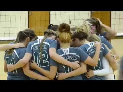 Shasta College volleyball sweeps Redwoods