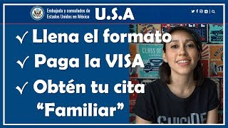 COMO LLENAR EL FORMATO DS-160 VISA AMERICANA