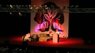 """Jalsa"" kavita by Gulzar at Ahmedabad Sabarmati Festival 2015"