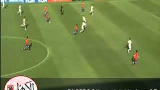 اهداف الشوط الاول - مصر1 - 1 تشيلي