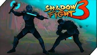 Игра Shadow Fight 3 Обзор и прохождение. Шадоу Файт 3 на андроид