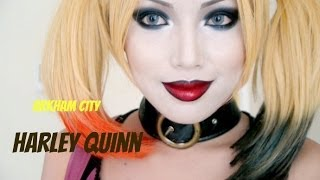Harley Quinn Make-up Tutorial (Halloween 2013) Thumbnail