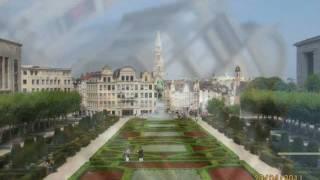 видео Брюссельский Королевский Музей Изящных Искусств. Достопримечательности. Бельгия, Брюссель