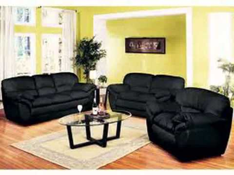 Living Room Ideas Red Leather Sofa Home Design 2015 YouTube