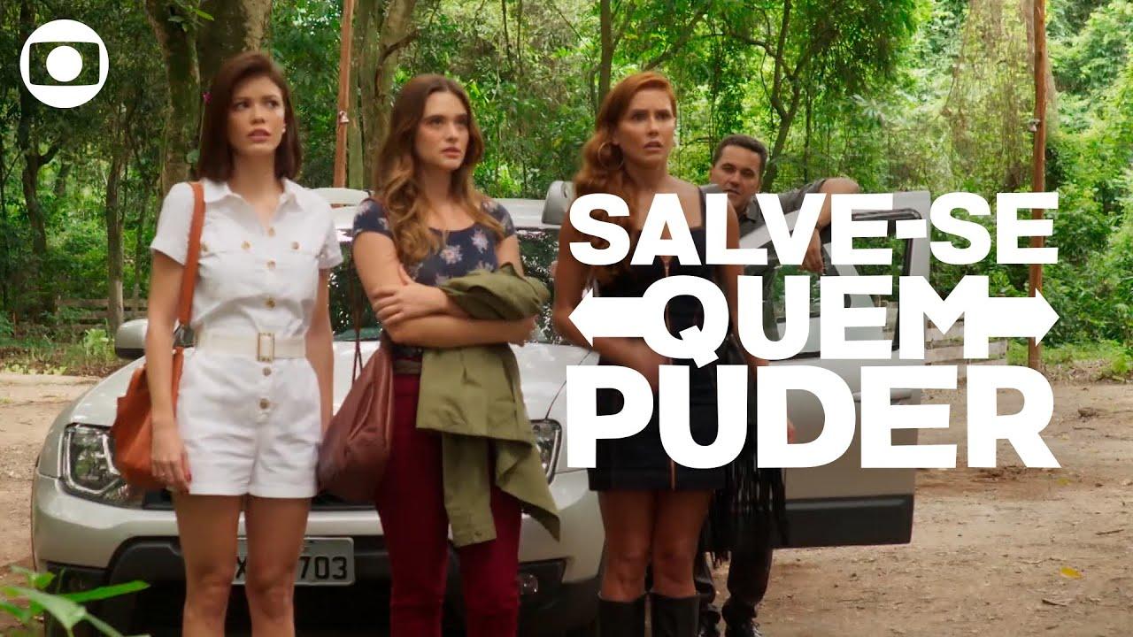 Salve-se Quem Puder: confira cenas inéditas da novela