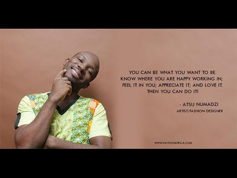 Learn How To Make Money From Old Paper With Atsu Numadzi An Artist Fashion Designer Youtube