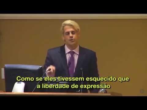 Politicamente Correto e Liberdade de Expressão (Milo Yiannopoulos)