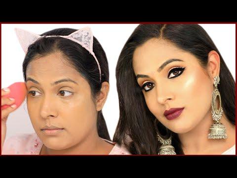 Easy BOLD KAJAL Look - Festive Makeup for Beginners in Hindi | Shruti Arjun Anand Mp3