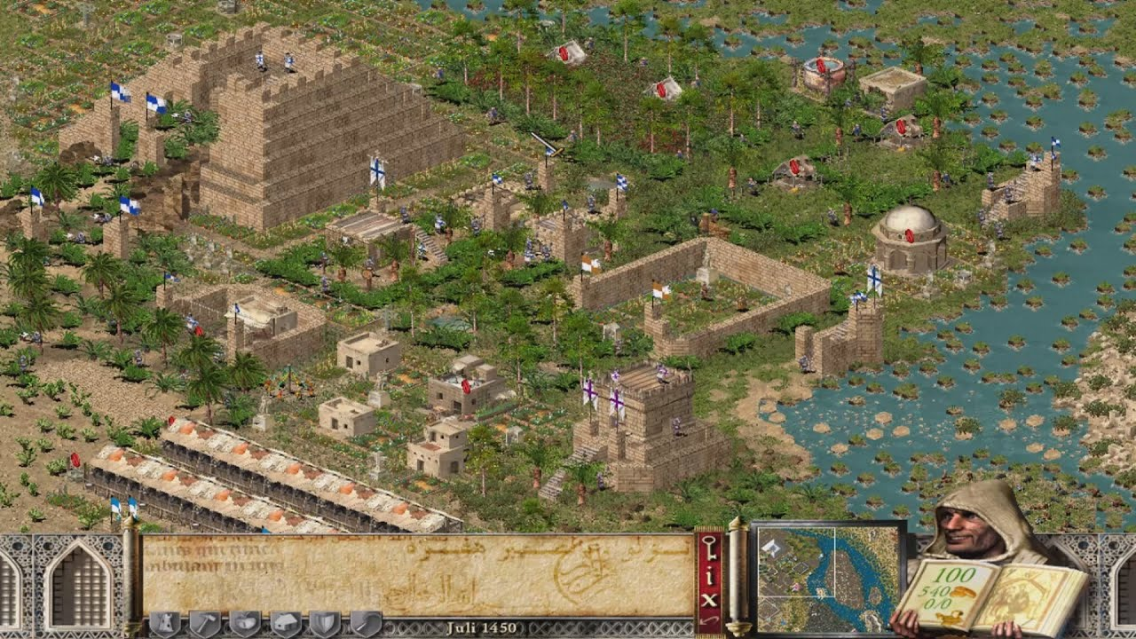 Stronghold Crusader  Kartenbau Wettbewerb   Map 24  German    YouTube Stronghold Crusader  Kartenbau Wettbewerb   Map 24  German