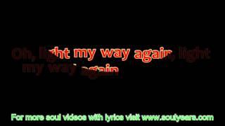 Johnny Adams - Reconsider Me (with lyrics)