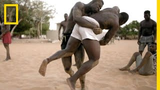 A Senegalese Wrestler Trains to Become the King of the Arena  Short Film Showcase