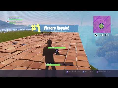 Fortnite Battle Royale Wins ft AktheKING and Mathew Trimmer
