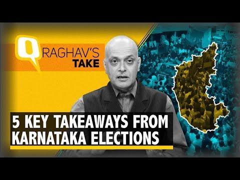 2019 is an Open Game: 5 Key Takeaways From Karnataka Elections