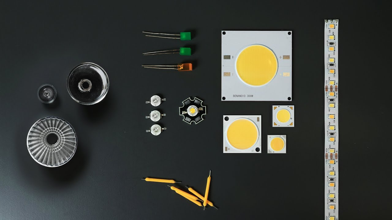 Building DIY LED lights