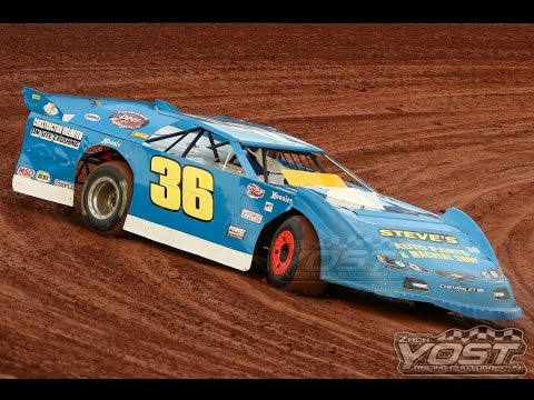 I-77 Speedway April 15, 2017 Late Model qualifying - Eslie Bills 44th year in racing, 69 years young