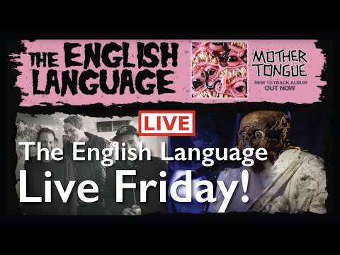 The English Language @ KPSU on PSU.TV - Live Friday!