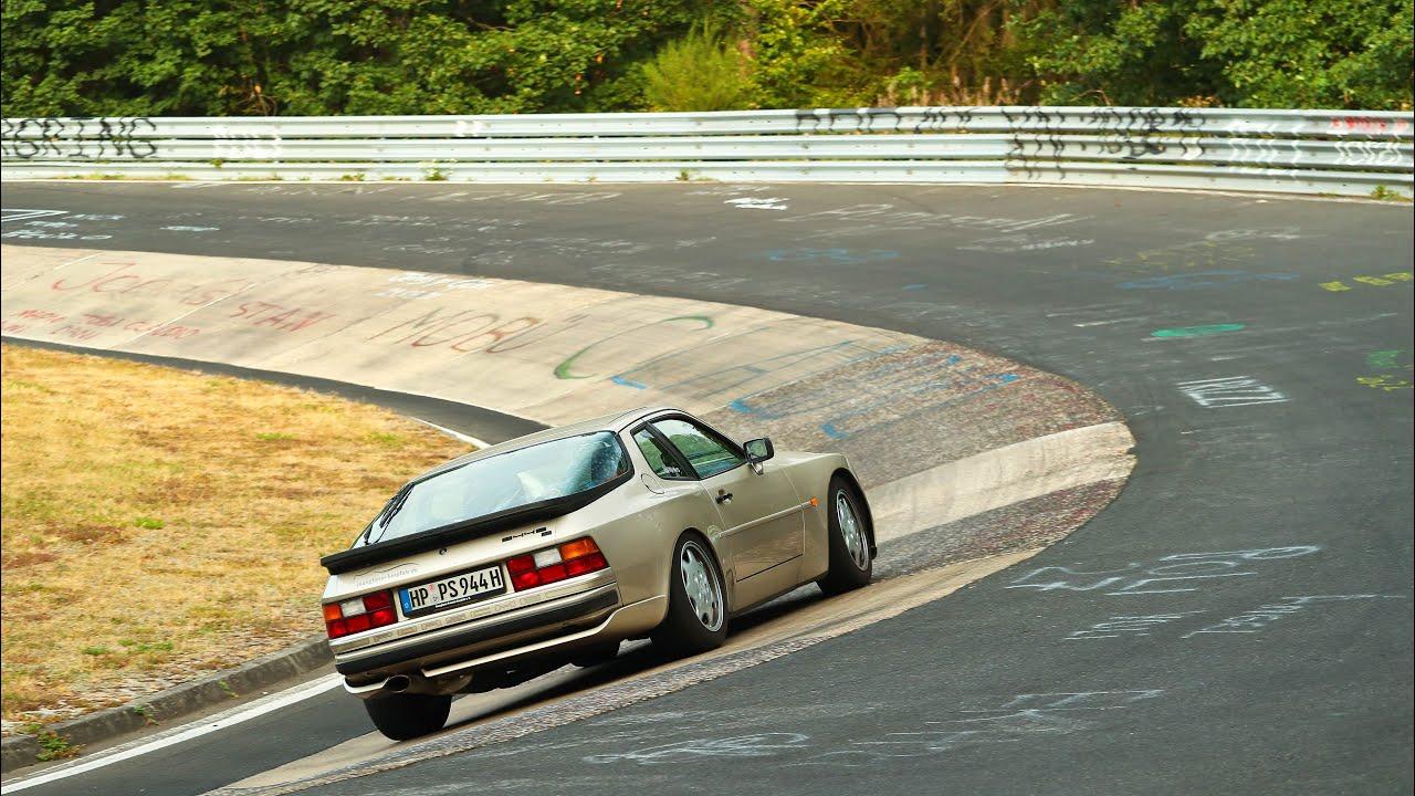Porsche 944 S2 Roar Endschalldämpfer Sound Youtube