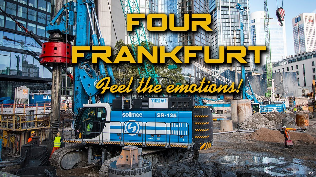 FOUR FRANKFURT - Feel the emotions!