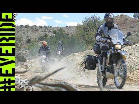 Adventure Motorcycling in Utah - ADV ersity: Episode 1 #everide