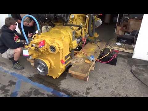 Caterpillar C18 Marine Diesel