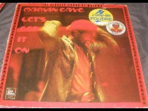 Marvin Gaye Let's get it on  (Album face2)