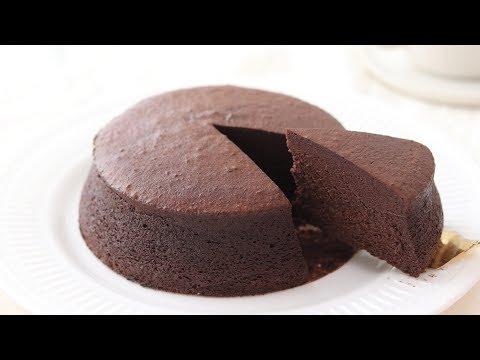 チョコレート・スフレチーズケーキの作り方 - Chocolate Souffle Cheesecake|HidaMari Cooking