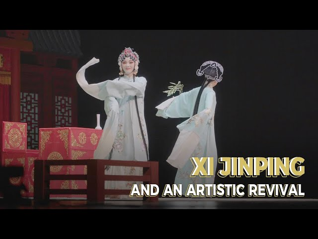 Xi Jinping and an artistic revival