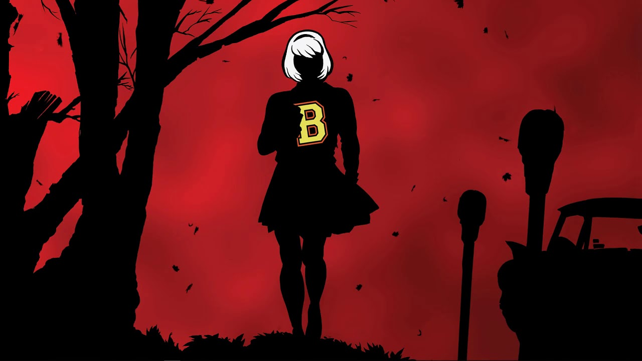 Chilling Adventures Of Sabrina Wallpaper Engine Preview Youtube