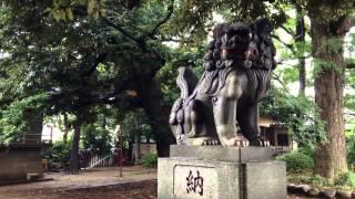 長崎神社---東京都豊島区