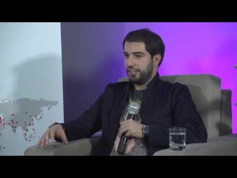 Startup Grind Yerevan Hosts Ruben Vardanyan (Joomag)