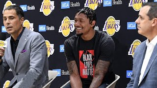 Bradley Beal To <b>lakers</b> - Leaving Wizards Joining LeBron James ...