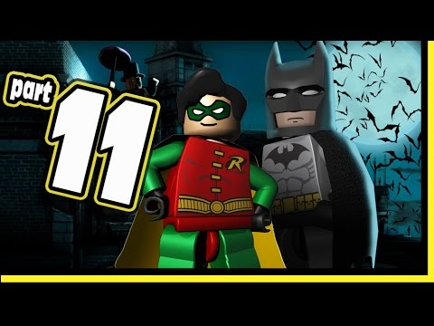 Lego Batman Video Game DS Walkthrough - Part 11 Charge of the BATWING