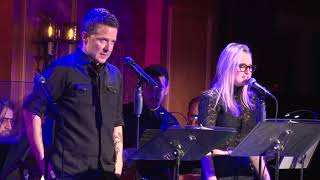 "Ingrid Michaelson and Will Chase- 54 Sings Heathers - ""Seventeen"""