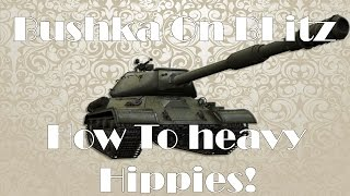 World of Tanks Blitz   How To Drive a Heavy Tank!
